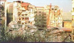 Romania, in pericol de cutremur ca in Haiti?