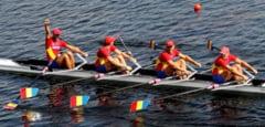 Romania, inca doua medalii de aur la Campionatele Mondiale de canotaj