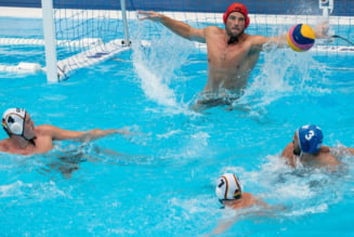 Romania, invinsa categoric de Serbia la Campionatul European de polo