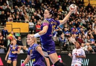 Romania, invinsa de Franta in ultimul meci din grupele Campionatului Mondial de handbal feminin