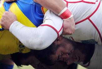 Romania, invinsa de Rusia in Rugby Europe Championship