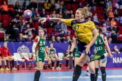 Romania, invinsa de Rusia in semifinalele Campionatului European de handbal feminin