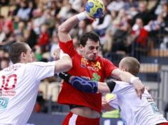 Romania, invinsa de Slovacia in Cupa Presedintelui