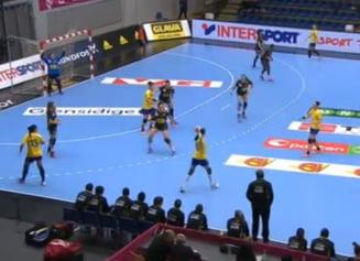 Romania, invinsa de Spania la Campionatul Mondial de handbal dupa o repriza de cosmar
