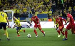 Romania, invinsa de Suedia in preliminariile pentru EURO 2020