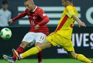 Romania, invinsa de Turcia pe National Arena