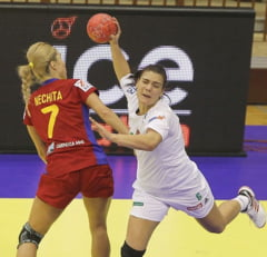 Romania, invinsa de Ungaria la Campionatul European de handbal feminin