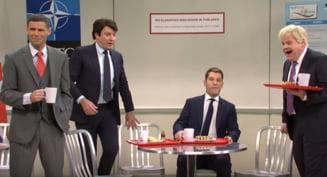 """Romania, ironizata alaturi de Donald Trump in episodul despre culisele NATO al show-ului """"Saturday Night Live"""" (Video)"""