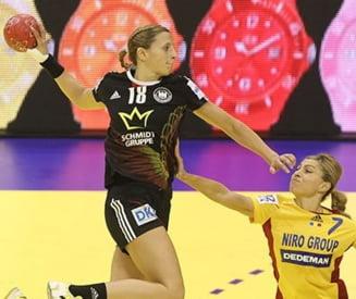 Romania, la Campionatul European de handbal feminin: Rezultate si clasamentul final