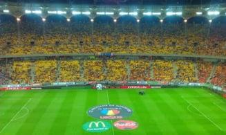 Romania, la un pas de organizarea EURO 2020