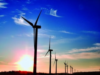 Romania, laudata la capitolul energie eoliana
