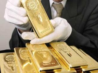 Romania, locul cinci in UE la rezervele de valuta si aur