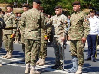Romania, lovita de pandemie si de criza economica, ofera un milion de dolari pentru armata afgana