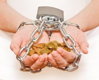 Romania, mai indatorata cu aproape 300 milioane de euro, in martie