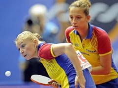 Romania, medalie de argint la Campionatul European de tenis de masa