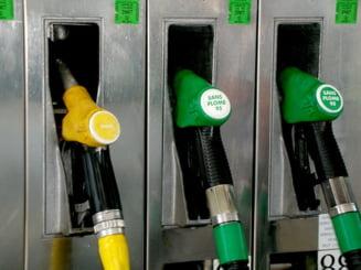 Romania, pe locul doi in UE la cea mai mare crestere a pretului benzinei