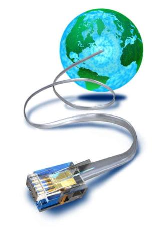 Romania, pe locul patru in lume la Internet de mare viteza