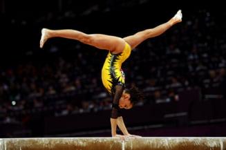 Romania, prestatie dezamagitoare in calificarile Campionatului Mondial de gimnastica feminina