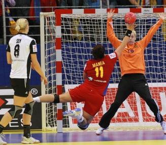 Romania, printre favoritele la castigarea Campionatului European de handbal