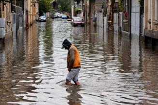 Romania, sub ape. Vezi care sunt zonele cele mai afectate