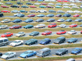 Romania, tara rablelor: Se inmatriculeaza tot mai multe masini vechi