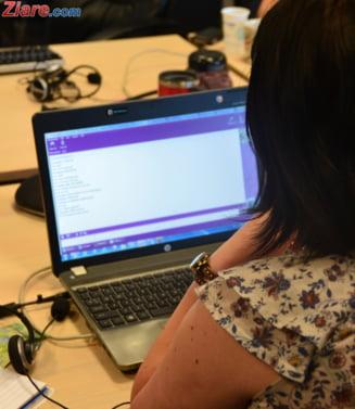 Romania, tot mai conectata: Doi din trei romani au calculator acasa si acces la Internet