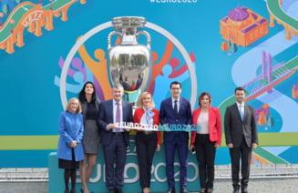 Romania, tot mai dornica sa primeasca mai multe meciuri de la EURO 2020