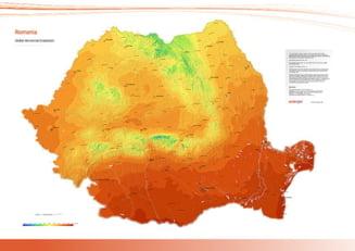 Romania, una dintre cele mai potrivite tari din lume pentru energia solara