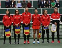 Romania, vazuta cu prima sansa la castigarea Fed Cup 2019