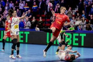 Romania, vazuta cu sansa a 4-a la castigarea Campionatului European de handbal feminin: Iata cine e favorita