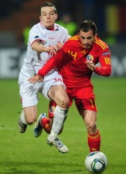 Romania, victorie chinuita cu Luxemburg