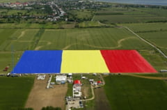 Romania, vizibila de la marginea galaxiei Andromeda (Opinii)