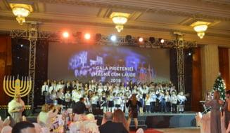 Romania 100 & Israel 70: Gala Prieteniei Magna cum Laude straluceste de Hanuca si de Craciun - a 17-a editie