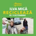 Romania Recicleaza ajunge din nou in Ilva Mica pe 9 octombrie