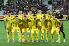 Romania U21 la un pas de calificare dupa victoria de la Cluj