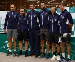 Romania a avut noroc la tragerea la sorti din Cupa Davis