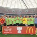 Romania a castigat EURO 2012... organizat de McDonald's