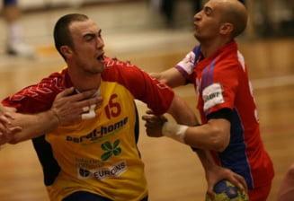 Romania a castigat la ''fotografie'' Trofeul Carpati la handbal masculin