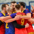 Romania a cedat in fata Slovaciei in preliminariile Campionatului European de volei masculin