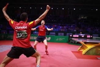 Romania a cucerit o medalie la Campionatele Mondiale de tenis de masa dupa 19 ani de asteptare