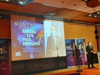 Romania a devenit piata emergenta; ce inseamna acest lucru si ce mesaj a transmis presedintele Iohannis