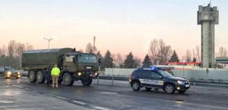 Romania a donat combinezoane, masti si viziere catre ministerul Apararii din Republica Moldova