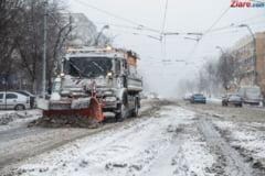 Romania a fost paralizata a treia zi sub nameti: Trenuri anulate, drumuri blocate si scoli inchise, iar acum vine gerul