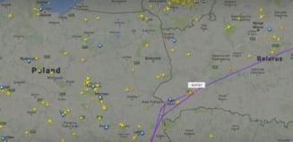 Romania a inchis spatiul aerian pentru avionul vicepremierului rus, Dmitri Rogozin