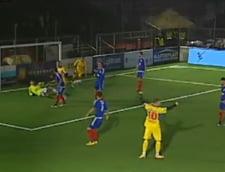 Romania a invins Franta la Campionatul European de Minifotbal