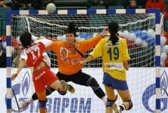 Romania a pierdut clar in fata Rusiei la Cupa Mondiala
