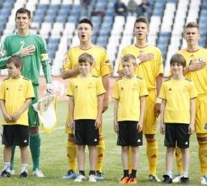 Romania a pierdut clar meciul cu Olanda