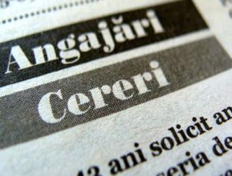 Romania a pierdut peste 400.000 de locuri de munca, in perioada de criza - BNS