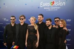 Romania a ratat calificarea in finala Eurovision 2018 (Video)