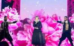 Romania a ratat calificarea in finala de la Eurovision. Cum a cantat Ester Peony